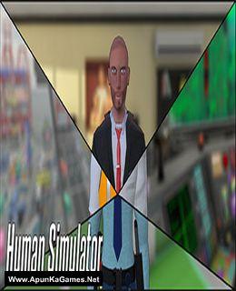 Human Simulator Cover, Poster, Full Version, PC Game, Download Free
