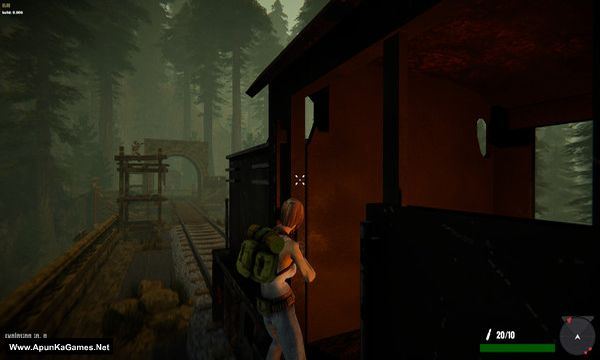 Jane Westlake Adventures - The Mystery Train Screenshot 1, Full Version, PC Game, Download Free