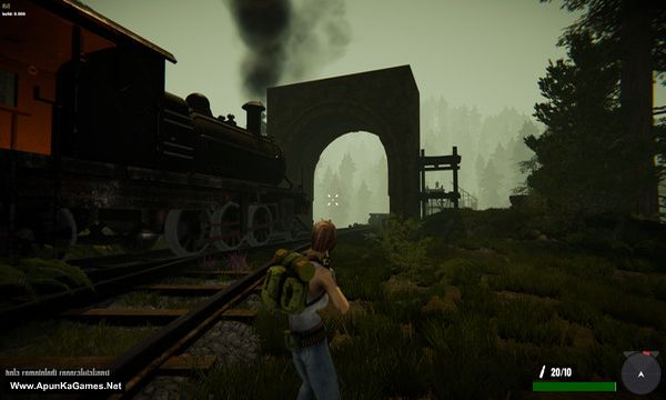 Jane Westlake Adventures - The Mystery Train Screenshot 2, Full Version, PC Game, Download Free