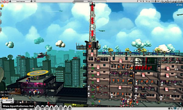 Mad Tower Tycoon Screenshot 2, Full Version, PC Game, Download Free