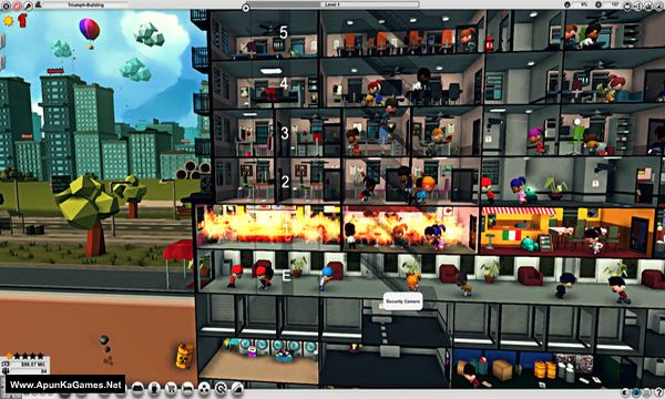 Mad Tower Tycoon Screenshot 3, Full Version, PC Game, Download Free