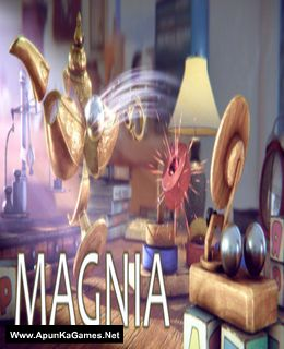 Magnia Cover, Poster, Full Version, PC Game, Download Free