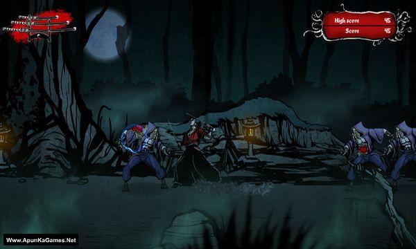 Musashi vs Cthulhu Screenshot 2, Full Version, PC Game, Download Free