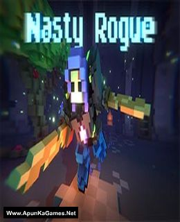 Nasty Rogue Cover, Poster, Full Version, PC Game, Download Free