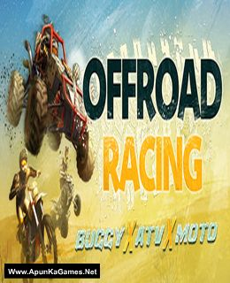 Offroad Racing - Buggy X ATV X Moto Cover, Poster, Full Version, PC Game, Download Free