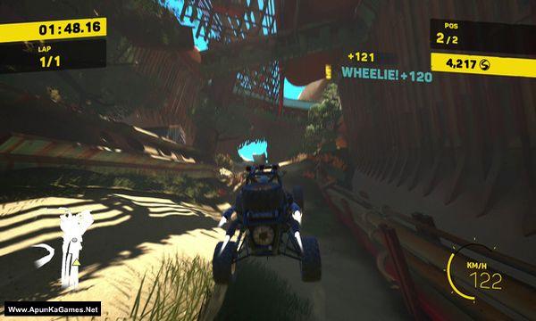 Offroad Racing - Buggy X ATV X Moto Screenshot 1, Full Version, PC Game, Download Free