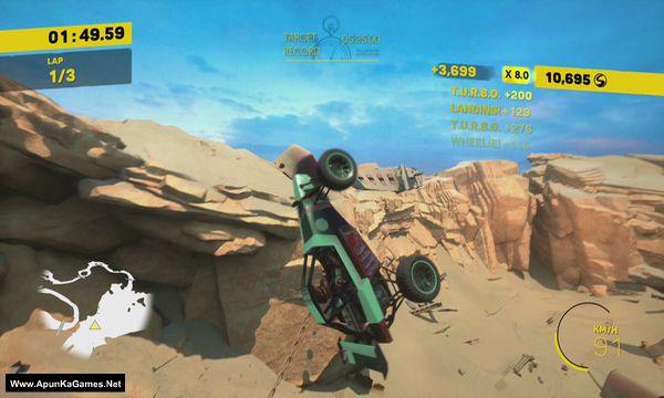 Offroad Racing - Buggy X ATV X Moto Screenshot 2, Full Version, PC Game, Download Free