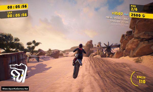 Offroad Racing - Buggy X ATV X Moto Screenshot 3, Full Version, PC Game, Download Free