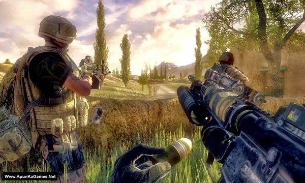 Operation Flashpoint: Red River Screenshot 1, Full Version, PC Game, Download Free