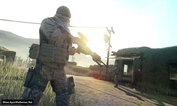 Operation Flashpoint: Red River Screenshot 2, Full Version, PC Game, Download Free