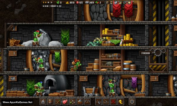 Orc Colony Screenshot 2, Full Version, PC Game, Download Free