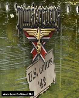 Panzer Corps: U.S. Corps Cover, Poster, Full Version, PC Game, Download Free