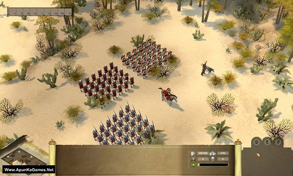 Praetorians - HD Remaster Screenshot 3, Full Version, PC Game, Download Free