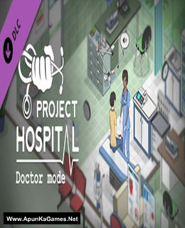 Project Hospital - Doctor Mode Cover, Poster, Full Version, PC Game, Download Free