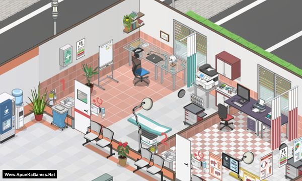 Project Hospital - Doctor Mode Screenshot 2, Full Version, PC Game, Download Free