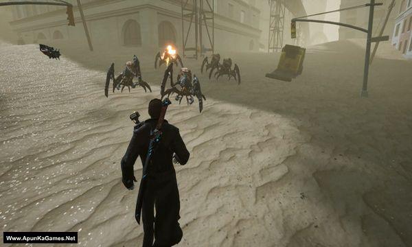 Refuge Screenshot 1, Full Version, PC Game, Download Free