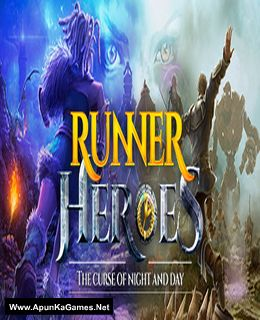 Runner Heroes: The curse of night and day Cover, Poster, Full Version, PC Game, Download Free