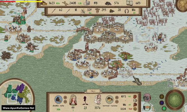 Rising Lords Screenshot 1, Full Version, PC Game, Download Free