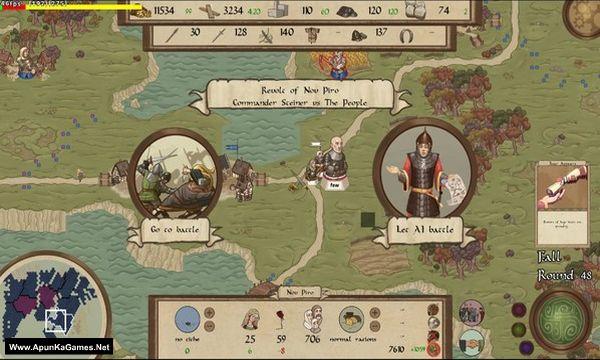Rising Lords Screenshot 2, Full Version, PC Game, Download Free