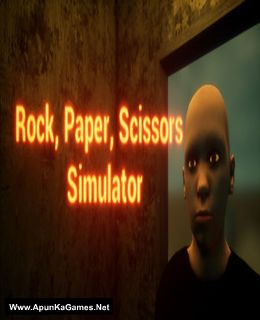 Rock, Paper, Scissors Simulator Cover, Poster, Full Version, PC Game, Download Free