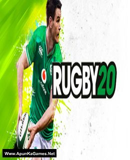 Rugby 20 Cover, Poster, Full Version, PC Game, Download Free