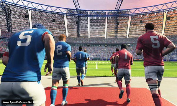 Rugby 20 Screenshot 2, Full Version, PC Game, Download Free