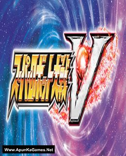 Super Robot Wars V Cover, Poster, Full Version, PC Game, Download Free