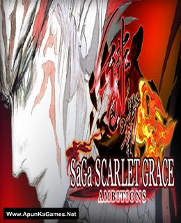 SaGa Scarlet Grace: Ambitions Cover, Poster, Full Version, PC Game, Download Free