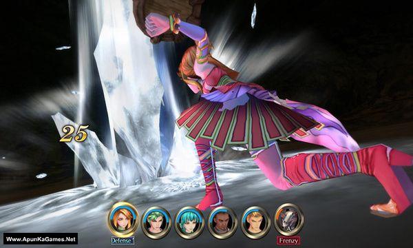 SaGa Scarlet Grace: Ambitions Screenshot 1, Full Version, PC Game, Download Free