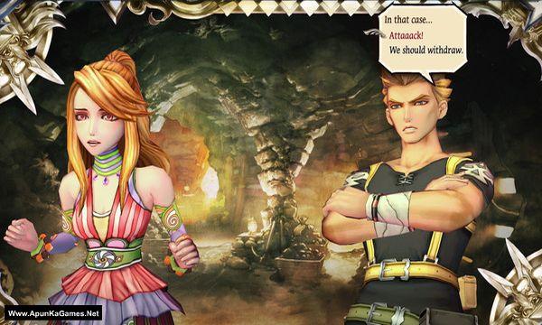 SaGa Scarlet Grace: Ambitions Screenshot 3, Full Version, PC Game, Download Free