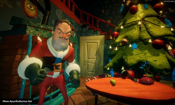 Secret Neighbor Screenshot 1, Full Version, PC Game, Download Free