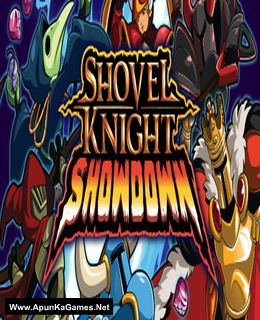 Shovel Knight Showdown Cover, Poster, Full Version, PC Game, Download Free