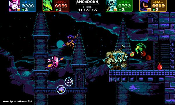 Shovel Knight Showdown Screenshot 2, Full Version, PC Game, Download Free