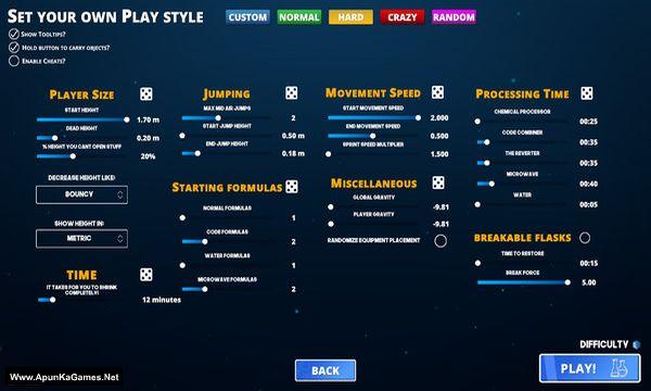 Size Matters Screenshot 3, Full Version, PC Game, Download Free