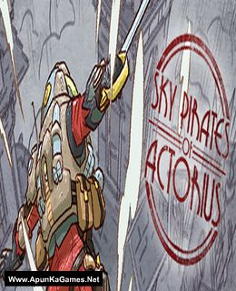 Sky Pirates of Actorius Cover, Poster, Full Version, PC Game, Download Free