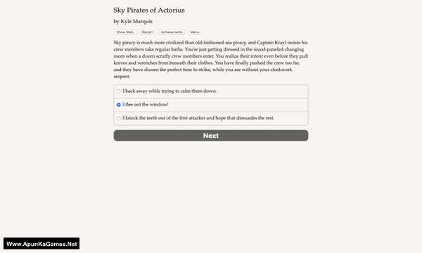 Sky Pirates of Actorius Screenshot 3, Full Version, PC Game, Download Free