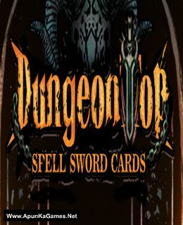 Spellsword Cards: DungeonTop Cover, Poster, Full Version, PC Game, Download Free
