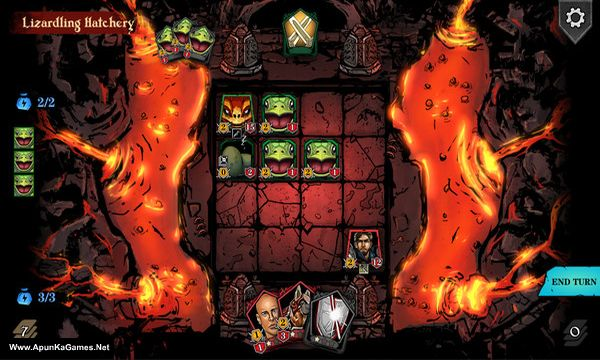 Spellsword Cards: DungeonTop Screenshot 1, Full Version, PC Game, Download Free