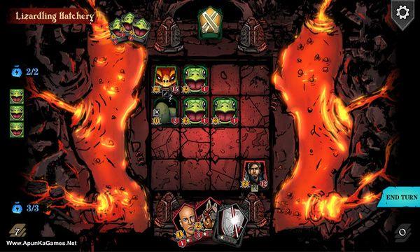 Spellsword Cards: DungeonTop Screenshot 1, Full Version, PC Game, Download Free