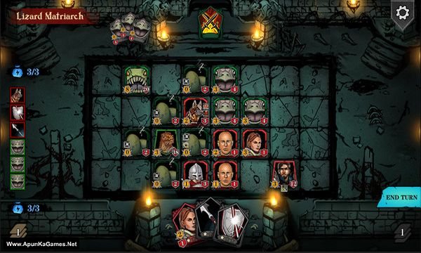 Spellsword Cards: DungeonTop Screenshot 3, Full Version, PC Game, Download Free