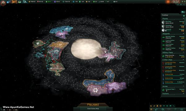 Stellaris Screenshot 2, Full Version, PC Game, Download Free