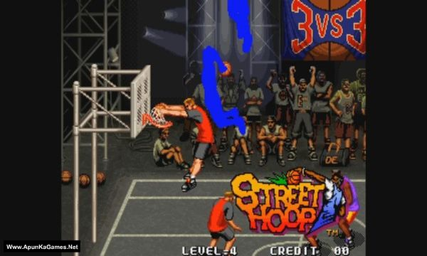 Street Hoop Screenshot 1, Full Version, PC Game, Download Free