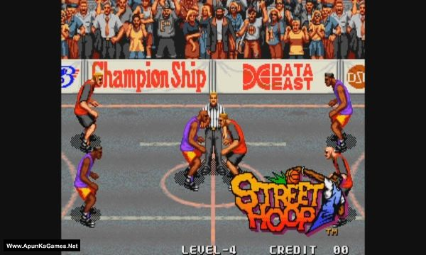 Street Hoop Screenshot 3, Full Version, PC Game, Download Free