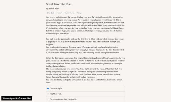 Street Jam: The Rise Screenshot 3, Full Version, PC Game, Download Free