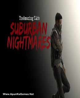 The Amazing T.K's Suburban Nightmares Cover, Poster, Full Version, PC Game, Download Free