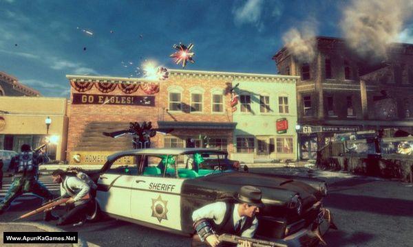 The Bureau: XCOM Declassified Screenshot 1, Full Version, PC Game, Download Free