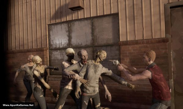 The Walking Dead: Saints and Sinners Screenshot 1, Full Version, PC Game, Download Free
