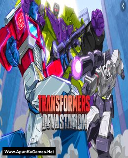 Transformers: Devastation Cover, Poster, Full Version, PC Game, Download Free