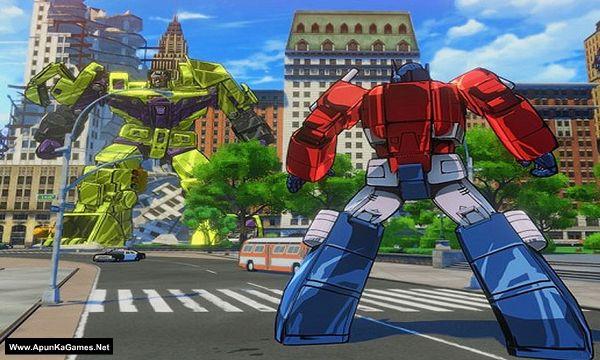Transformers: Devastation Screenshot 2, Full Version, PC Game, Download Free