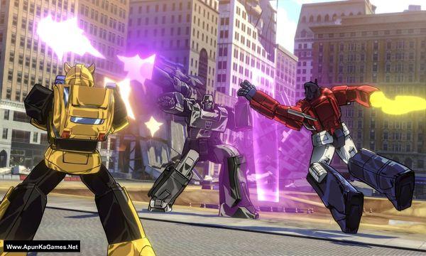 Transformers: Devastation Screenshot 3, Full Version, PC Game, Download Free